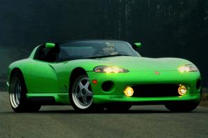 1993 Dodge Viper Veleno by Rinspeed