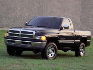 Dodge Ram 1500 Regular Cab 1994 года