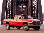 Dodge Ram 2500 Club Cab 1994 года