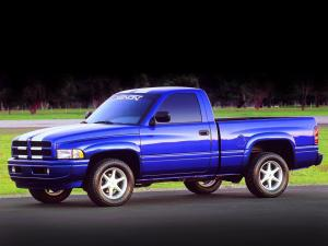 Dodge Ram Regular Cab by Xenon 1994 года