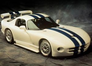 1995 Dodge Viper GTS-R Race Car Prototype