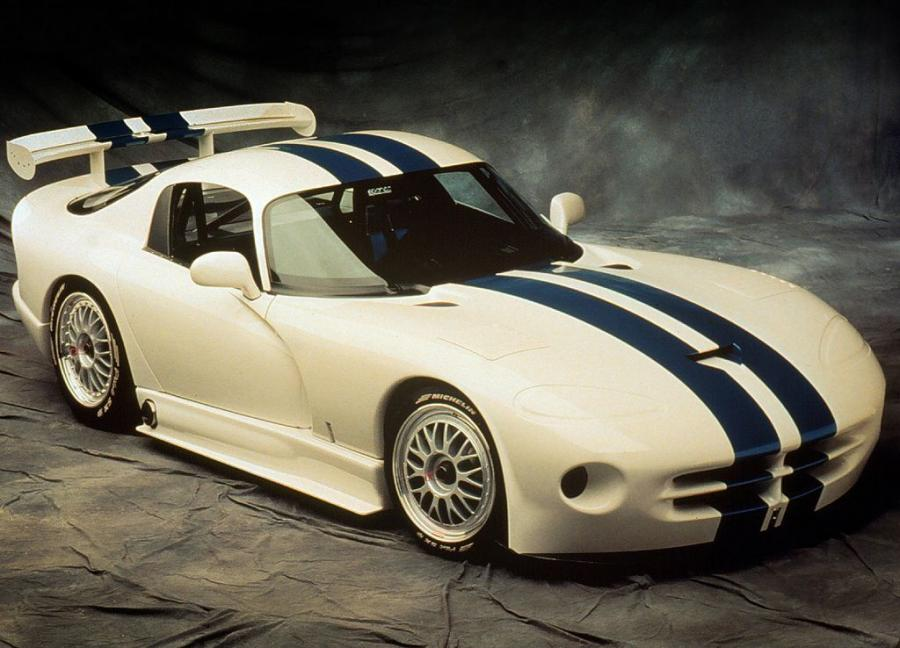 Dodge Viper GTS-R Race Car Prototype