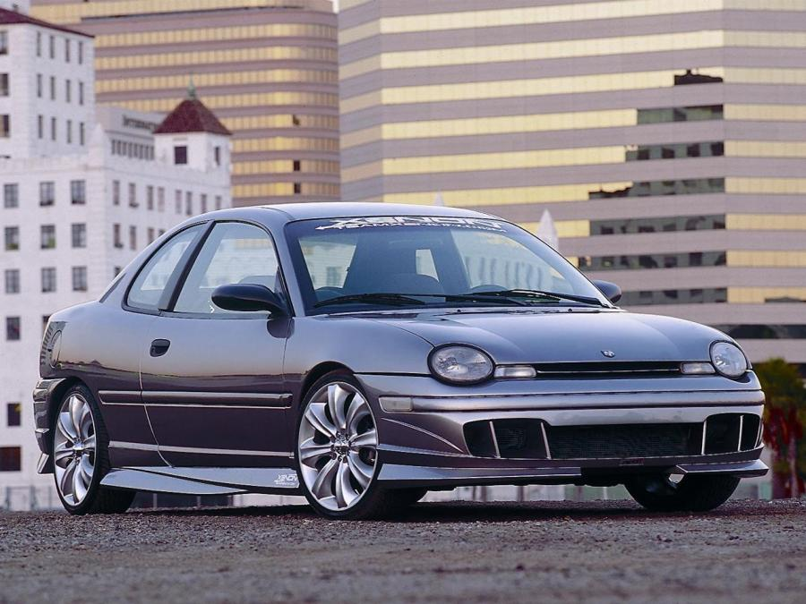 Dodge Neon Sport Coupe by Xenon