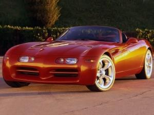 1997 Dodge Copperhead Concept
