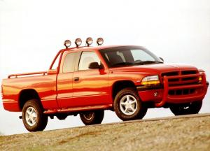 Dodge Dakota Club Cab 1997 года