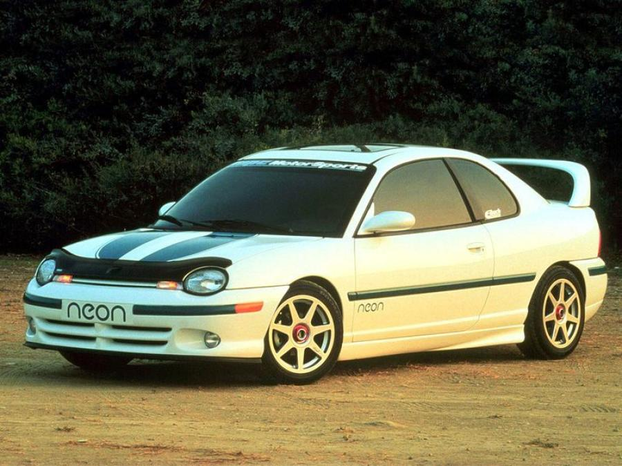 Dodge Neon Sport Coupe by MPC Motorsports