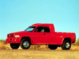Dodge Big Red Truck Concept 1998 года