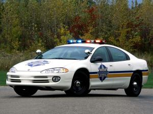 Dodge Intrepid Police 1998 года