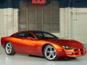 Dodge Charger R/T Concept 1999 года