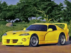 1999 Dodge Viper Venom 650R Coupe by Hennessey