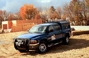 2000 Dodge Dakota SLT Quad Cab Site Commander Concept