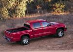 Dodge Dakota Sport Quad Cab 2000 года