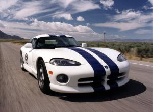 2000 Dodge Viper Venom 800 Twin Turbo by Hennessey