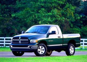 2002 Dodge Ram 1500 Regular Cab