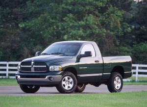 2002 Dodge Ram 1500 SLT + Regular Cab