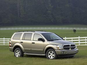 Dodge Durango Limited 2003 года