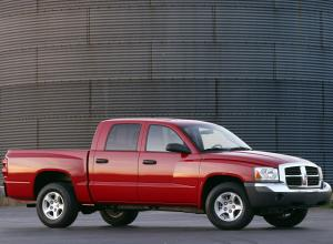 Dodge Dakota Quad Cab 2004 года