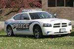 Dodge Charger Police Car 2005 года