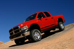 Dodge Ram Power Wagon Quad Cab 2005 года