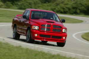 Dodge Ram SRT10 Quad Cab 2005 года