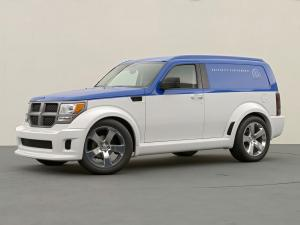 Dodge Nitro Panel Wagon Concept 2006 года