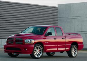 2006 Dodge Ram SRT10 Quad Cab