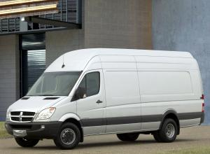 Dodge Sprinter Van 144 2006 года