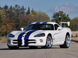 Dodge Viper SRT10 Special Edition VOI.9 Coupe 2006 года