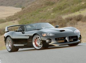 2006 Dodge Viper Venom 1000 Twin Turbo SRT10 Convertible by Hennessey