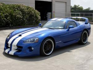 Dodge Viper Venom 800R SRT Coupe by Hennessey 2006 года