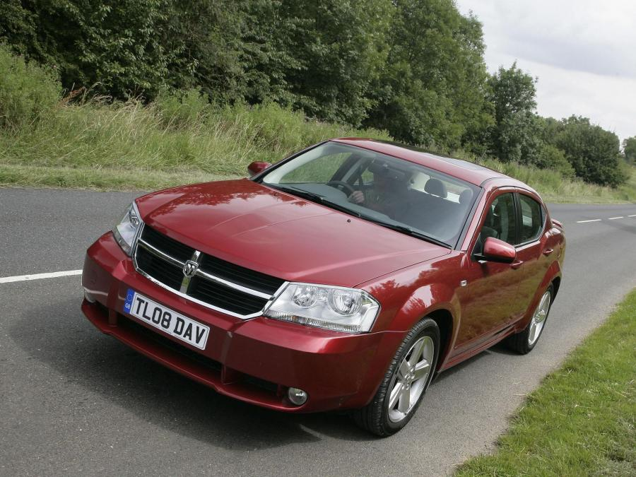 Dodge Avenger (UK) '2007