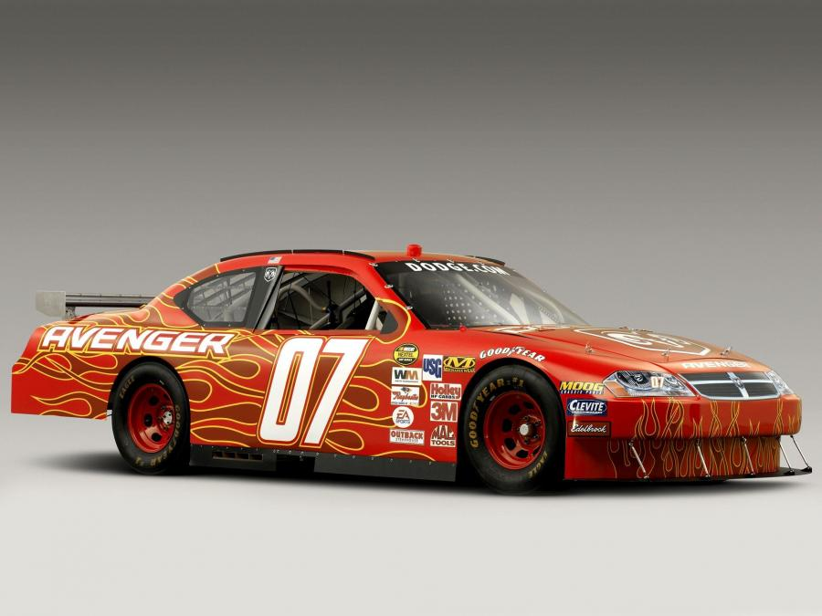 Dodge Avenger NASCAR Nextel Cup Series Race Car '2007