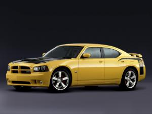 Dodge Charger SRT8 Super Bee 2007 года