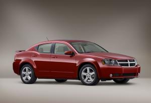 Dodge Avenger RT 2008 года