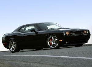 2008 Dodge Challenger SRT600 by Hennessey