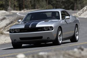 Dodge Challenger SRT8 2008 года