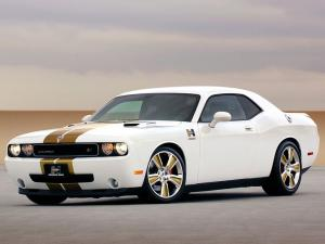Dodge Challenger by Hurst 2008 года
