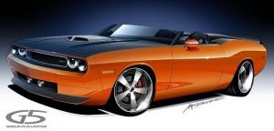 2008 Dodge Charger Convertible by G5 sketches