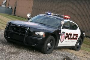 2008 Dodge Charger Cop Car