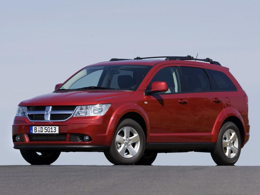2008 Dodge Journey (EU)