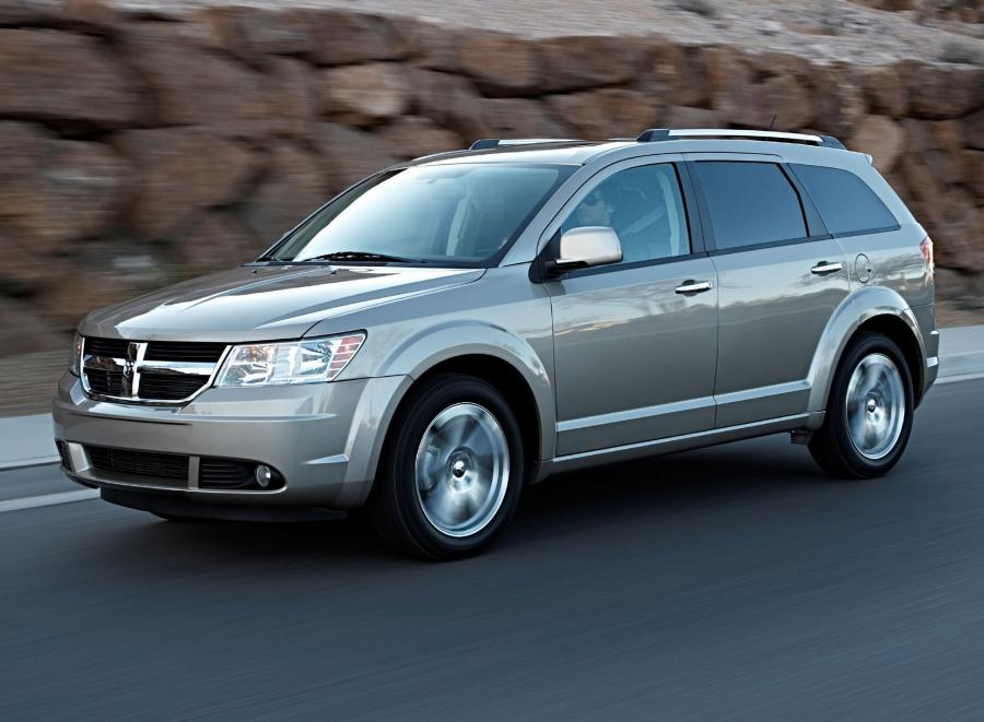 2008 Dodge Journey (UK)