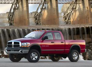Dodge Ram Power Wagon 2008 года