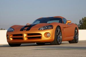 Dodge Viper Limited Edition by Hurst 2008 года