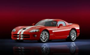Dodge Viper SRT10 Coupe 2008 года