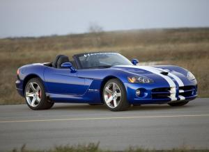 Dodge Viper Venom 650R Convertible by Hennessey 2008 года