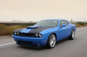 Dodge Challenger Competition + by Hurst 2009 года