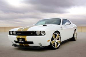 2009 Dodge Challenger Hemi by Hurst