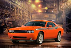 Dodge Challenger R/T Classic 2009 года