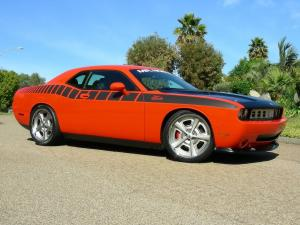 Dodge Challenger Super Cuda by Mr Norm's 2009 года