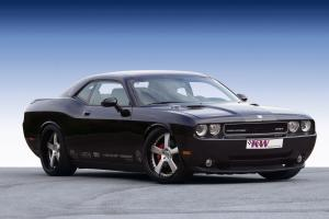 Dodge Challenger by KW 2009 года